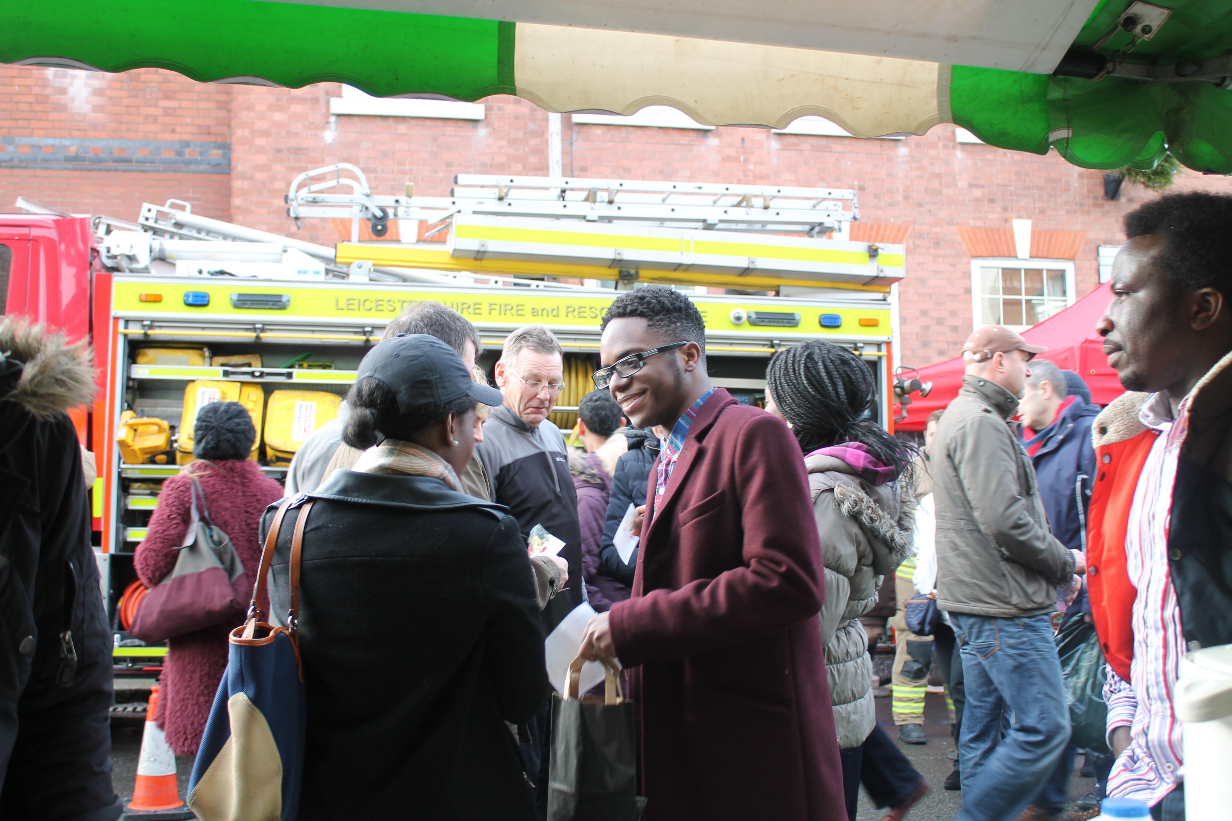 Clarendon Park Street Fair